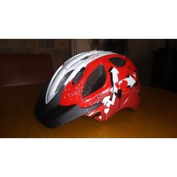 UVEX kask rowerowy dziecęcy M 51-55cm