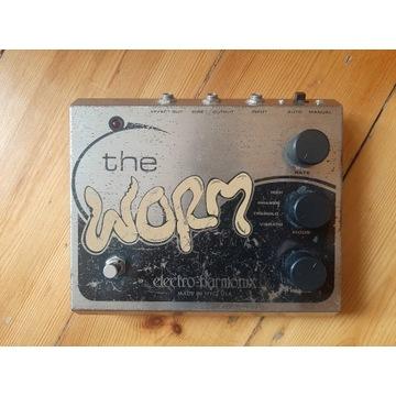 electro harmonix Worm phaser tremolo vibrato wah