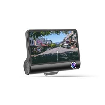 Kamera samochodowa 1080p Night Vision+kamera tylna