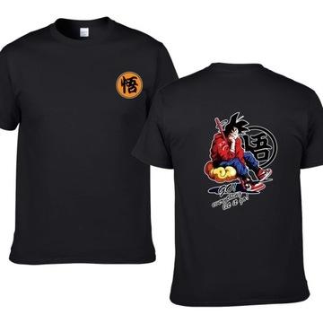 Koszulka Tshirt Dragon Ball -nowa z PL - rozmiar L