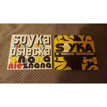 Soyka - 2 CDs (osiecka; w hołdzie Mistrzowi)