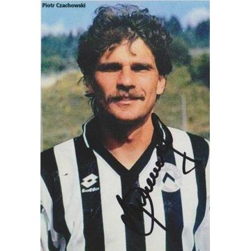 Piotr Czachowski (ŁKS, Udinese) AUTOGRAF