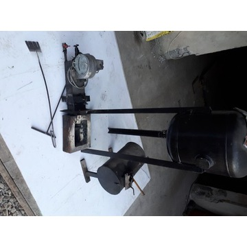 palnik na przepracowany olej