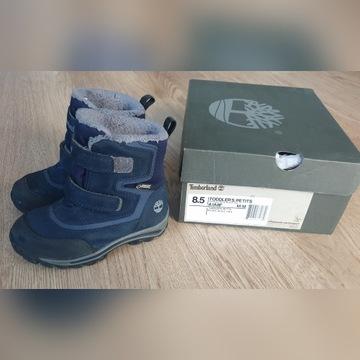 Timberland buty zimowe dziecięce