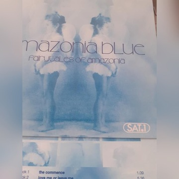 CLANNAD / DEEP FOREST / AMAZONIA BLUE. 3 CD.
