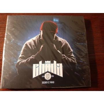 Chada - Jeden z was płyta cd