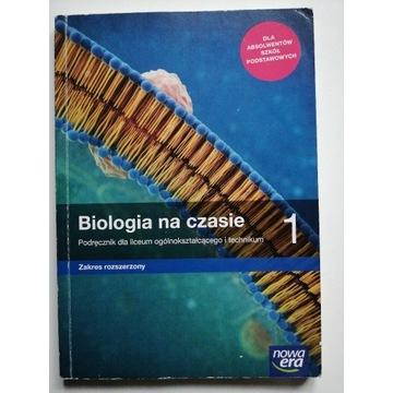 Biologia na czasie 1, zakres rozszerzony