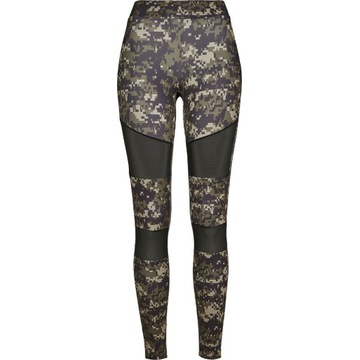 Urban Classics Ladies Digital Camo Tech Mesh L