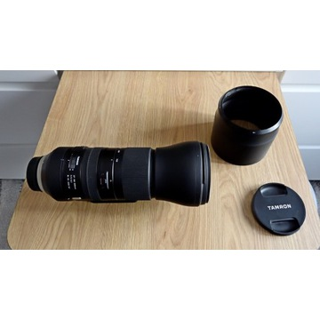 Tamron SP 150-600mm F5-6,3 Di VC USD G2