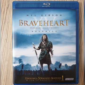 Braveheart - Waleczne serce / 2x blu-ray PL