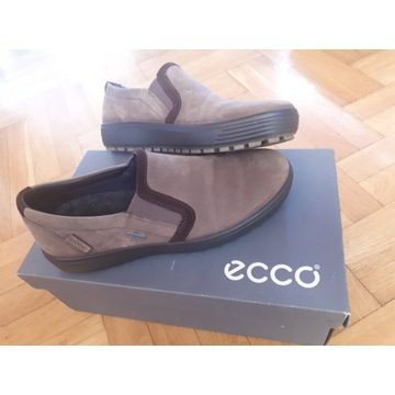 Buty ECCO Soft 42 GORE-TEX skóra