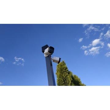 Montaż kamer, instalacja telewizji przemysłowej