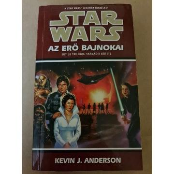 Star Wars Az ero bajnokai - język węgierski