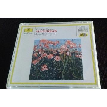 Chopin Mazurkas Luisada 2CD-set