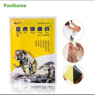 Przeciwbólowe plastry chiński tygrys