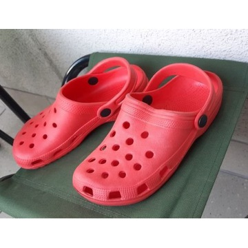 Klapki crocsy
