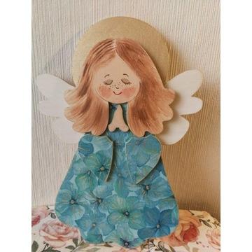 Aniołek wiszący duży - 20 cm