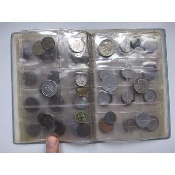 Klaser na monety + 72 monety
