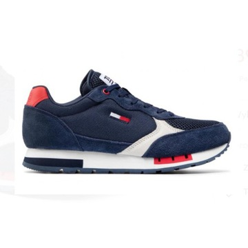 Buty Tommy Jeans Retro Runner mix r 46 29,5 cm