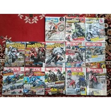 Świat Motocykli x 6, Motocykl x 7