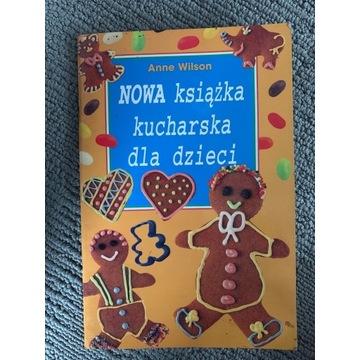 Książka kucharska dla dzieci - Wilson