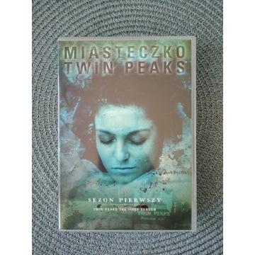 Miasteczko Twin Peaks 3 dvd sezon 1 Lektor PL