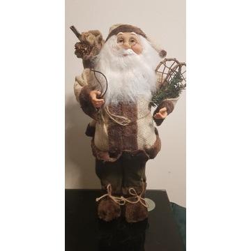Mikołaj świąteczny 44 cm