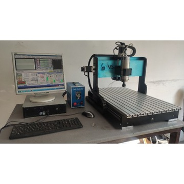 Frezarka CNC ATM SOLUTIONS 40x60 2,2 kW