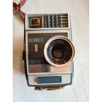 KODAK Automatic 8mm Kamera skórzany futerał