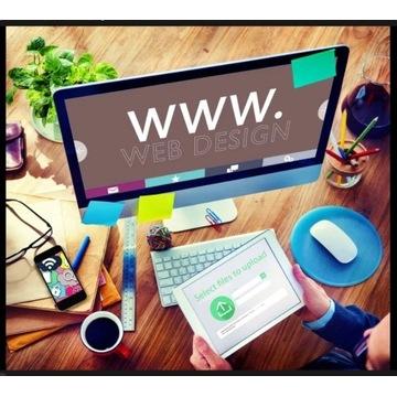 Strona Internetowa WWW Responywna   Wordpress