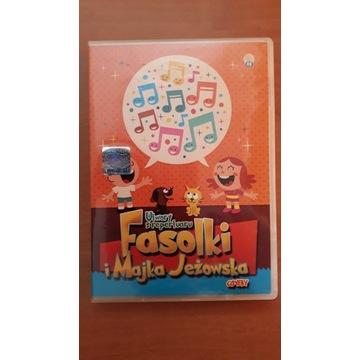 Fasolki i Majka Jeżowska - Covery. CD Audio.