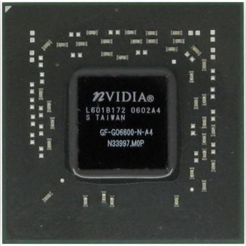 Nowy układ Chip BGA NVidia GF-Go6600-N-A4