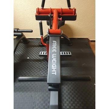 Maszyna na wolny ciężar na mięśnie łydek MF-U014 -