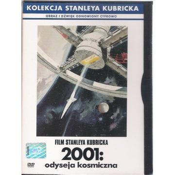 x 2001 ODYSEJA KOSMICZNA Kubrick, snapper-case PL