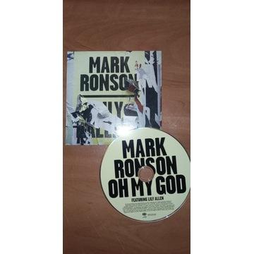 Mark Ronson / Lily Allen - Oh My God SINGLE