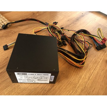 Zasilacz Cube II MAX 700W