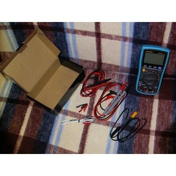 Miernik elektryczny multimetr cyfrowy true RMS