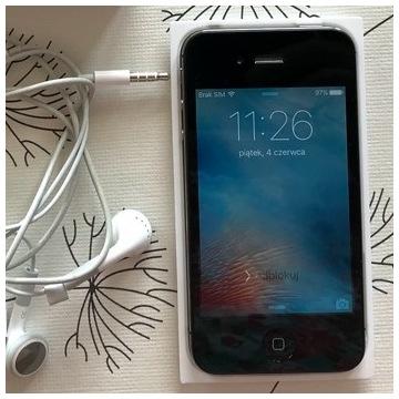 iPhone 4s 8GB black
