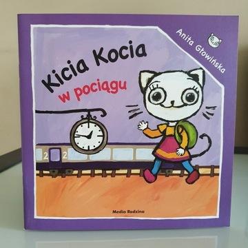 Kicia kocia w pociągu - Nowa