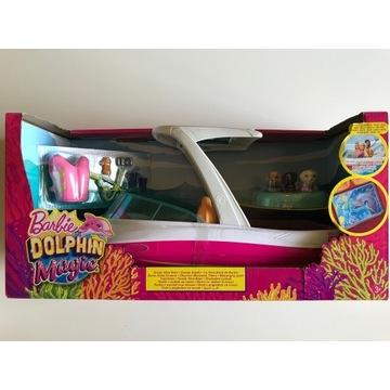 Wakacyjny jacht FBD82 Mattel Barbie Dolphin Magic