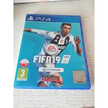 GRA - FIFA 19 - PS4 | STAN IDEALNY