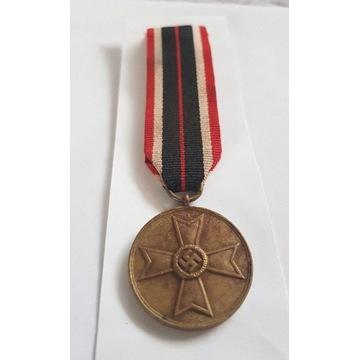 Niemcy Medal za zasługi wojenne 1939. Super stan!