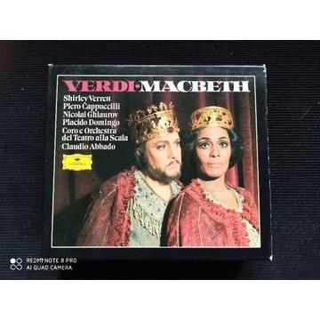 VERDI Macbeth Abbado DGG Okazja