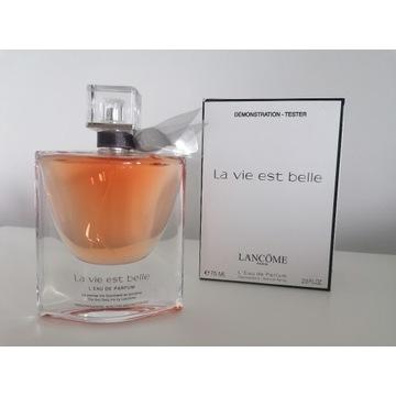 Perfumy Lancôme La Vie Est Belle tester