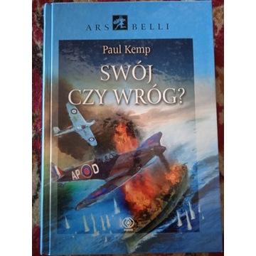 Paul Kemp Swój czy wróg