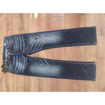 Spodnie dsquared jeans