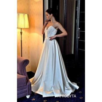 Suknia ślubna NOWA!TANIO!!!
