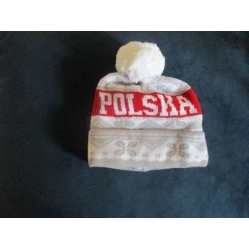 Czapka zimowa Polska