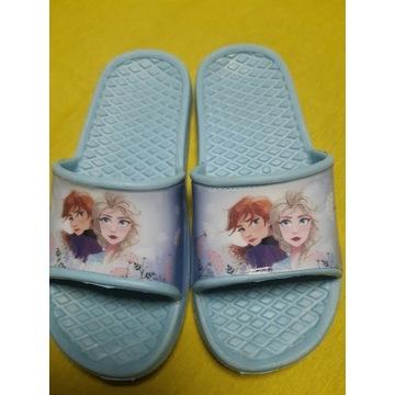 Klapki Disney Frozen II r. 31/32