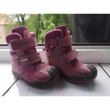 Buty dziecięce zimowe Bartek r.21